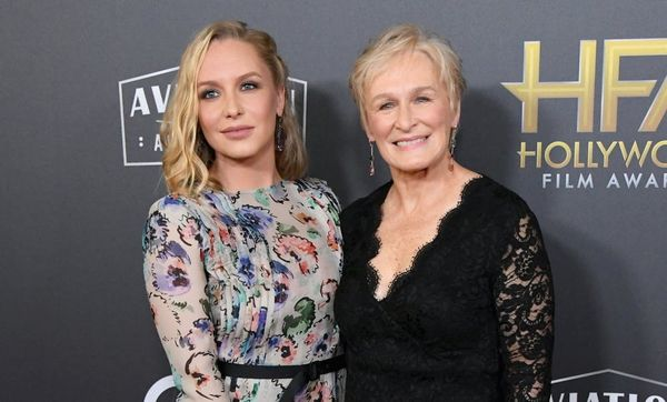'The Wife' Actress Annie Starke Opens Up About Working With Mom Glenn Close