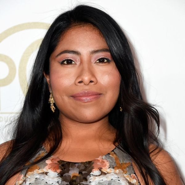 'Roma' Star Yalitza Aparicio Makes Oscars History as First Indigenous Nominee for Best Actress
