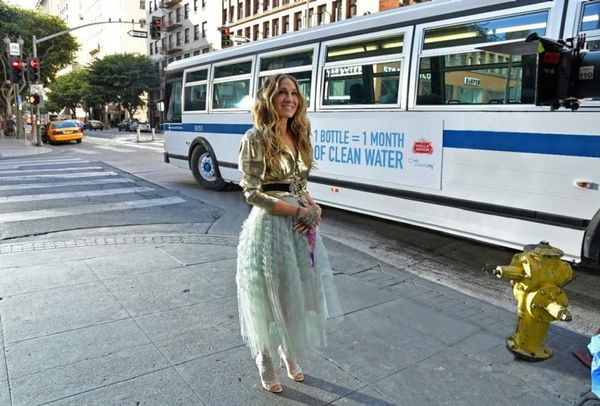 This Is Why Sarah Jessica Parker Is Stepping Back Into Carrie Bradshaw's Stilettos
