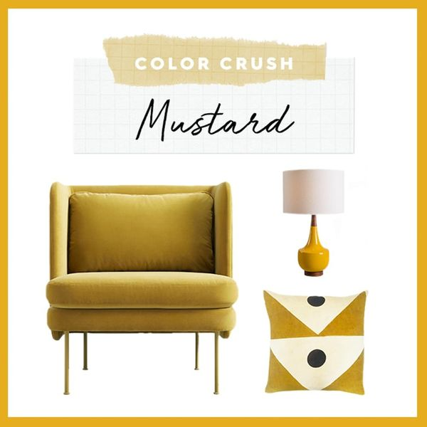 9 Magical Mustard Decor Finds for the Home