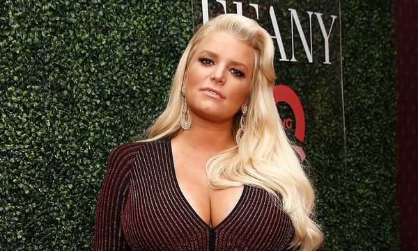 Fans Think Jessica Simpson Might Have Revealed Her Daughter's Name at Her Baby Shower