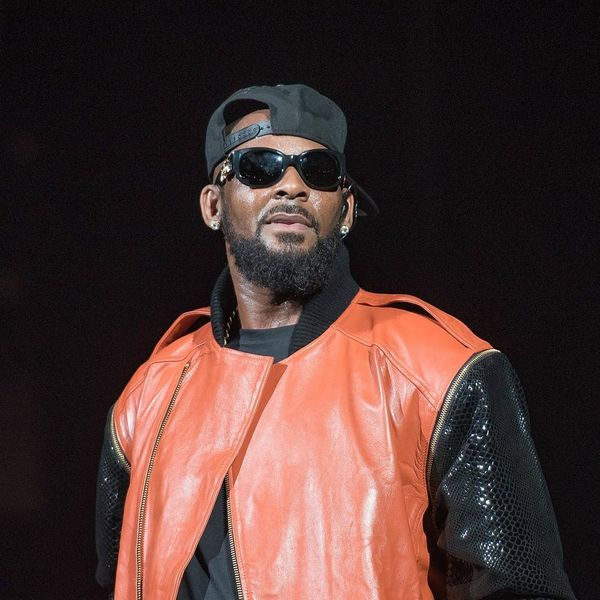 Sony and R. Kelly Have Reportedly Parted Ways