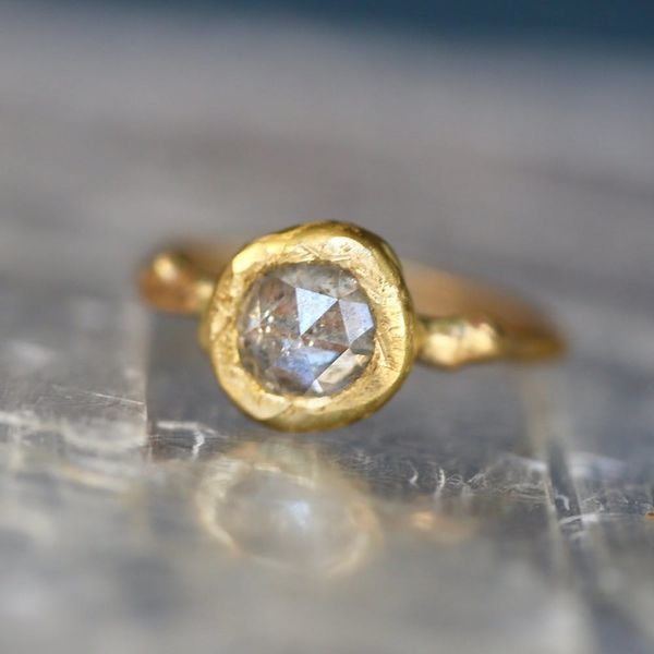21 Non-Traditional Engagement Rings for the Unconventional Bride