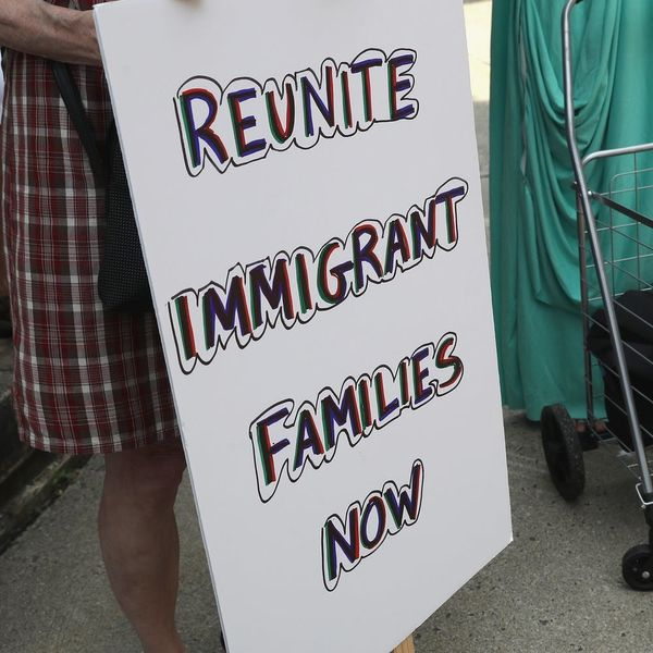 Today Is the Deadline Day for Migrant Families to Be Reunited