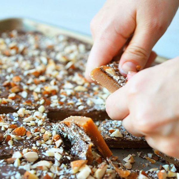 Make This English Toffee Recipe That Will Make Guests Weak in the Knees