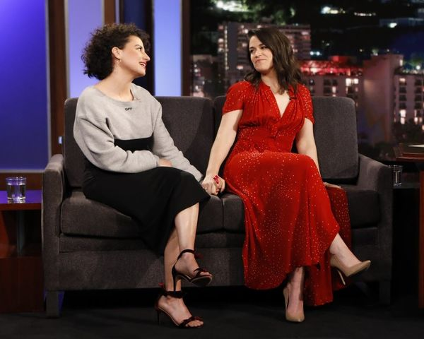 Broad City's Abbi Jacobson and Ilana Glazer Wept Filmingthe Series Finale