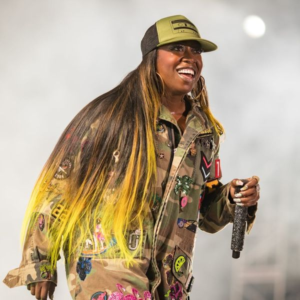 Missy Elliott Named First Female Rapper to Join Songwriters Hall of Fame