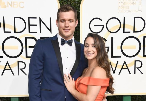 Colton Underwood Says His Split from Aly Raisman Was His Worst Heartbreak