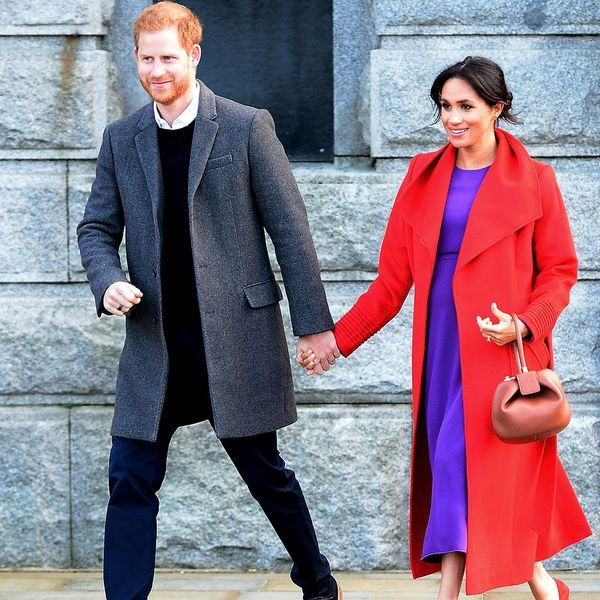 Meghan Markle Just Mastered This Tricky Spring Trend