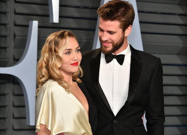 Miley Cyrus' Birthday Message to Liam Hemsworth Is So Romantic