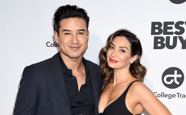 Mario Lopez and His Wife Courtney Are Expecting Baby #3!