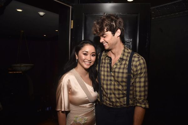 Lana Condor and Noah Centineo Made a No-Dating Pact on 'To All the Boys I've Loved Before'
