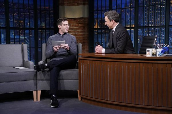 Andy Samberg Reveals Some of the Rejected Golden Globes Jokes