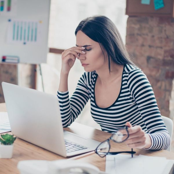 Your Perfectionism Isn't Helping Your Performance at Work