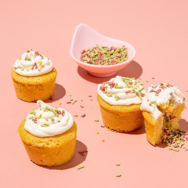 Natural-Dye, Sugar-Free Sprinkles Are the Ultimate, Guilt-Free Topping