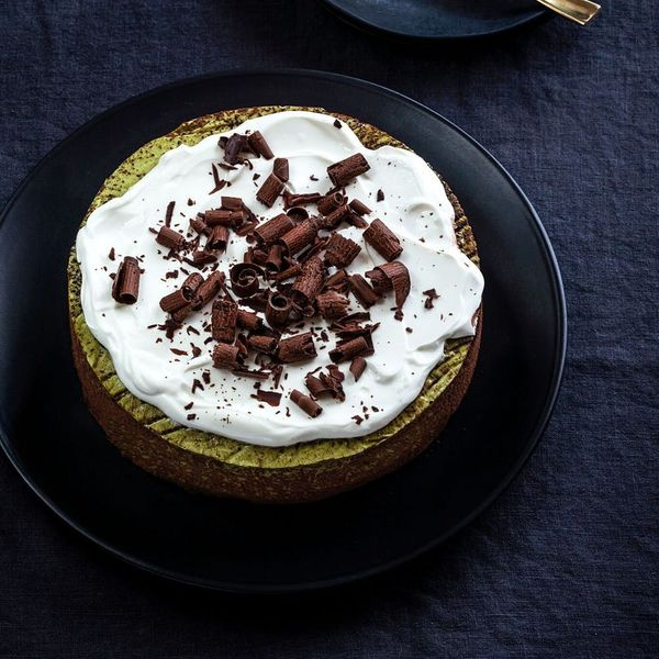 This Keto Matcha Cheesecake Recipe Will Help You Keep Your Low-Carb Resolutions