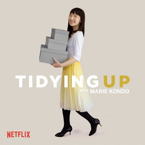 7 Life Lessons We Learned from Marie Kondo's Newest Netflix Series