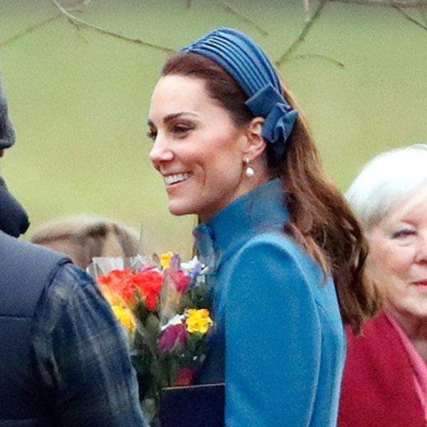 Kate Middleton Wore an Oversized Headband and Now We Want to Too