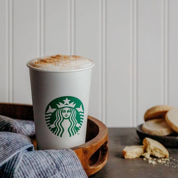 Starbucks' Newest Drink Tastes Just Like Cookie Butter