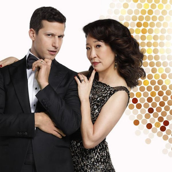 Sandra Oh and Andy Samberg Tease What to Expect at the 2019 Golden Globes