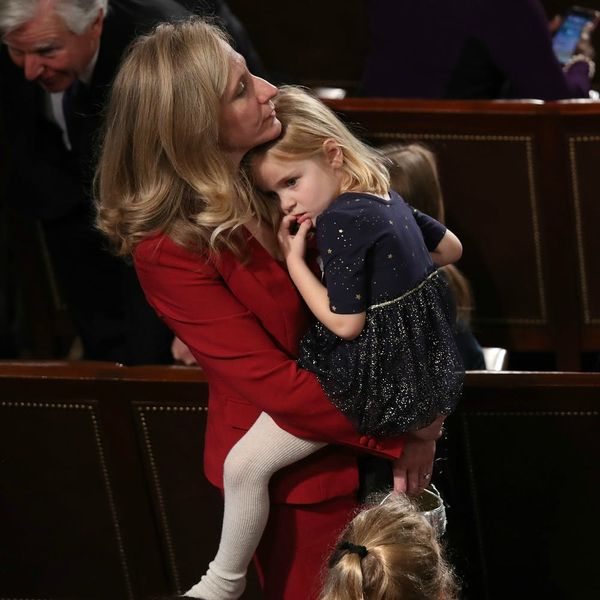 The Doubling of Young Moms in Congress Could Transform Americans' Work-Life Balance