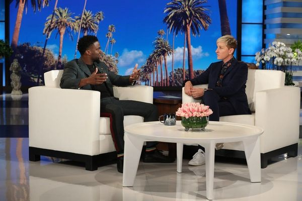 Ellen DeGeneres Asked Kevin Hart to Reconsider Hosting the Oscars: 'I Believe in Second Chances'