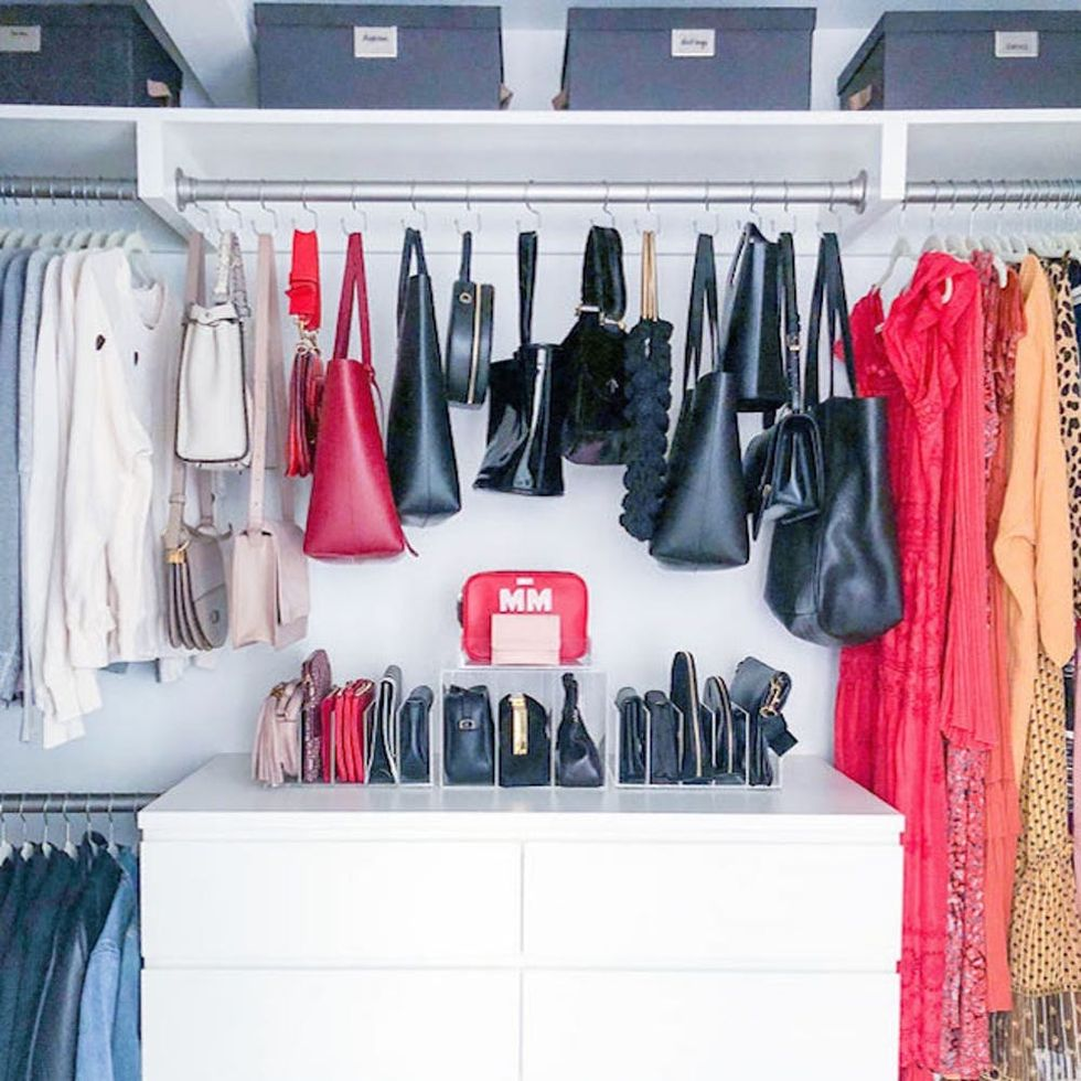 6 Genius Closet Storage Tips From The Top Celebrity Organizers Brit Co