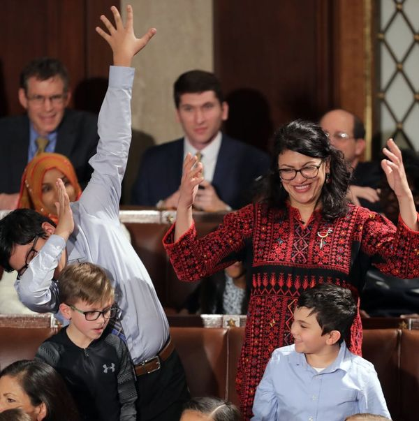 Rashida Tlaib Almost Swore Her Oath of Office on a Quran That Belonged to Thomas Jefferson