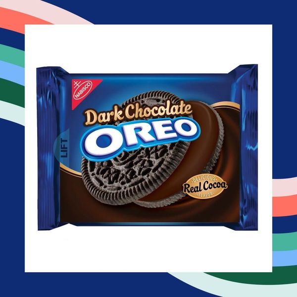Dark Chocolate Oreos Are Here and We Like Them Even More Than the Original