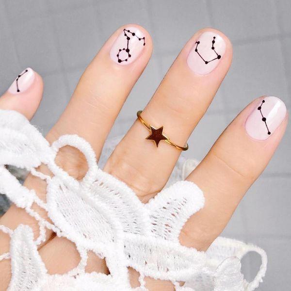 Pretty Polished: How to Master Astrology-Inspired Nail Art