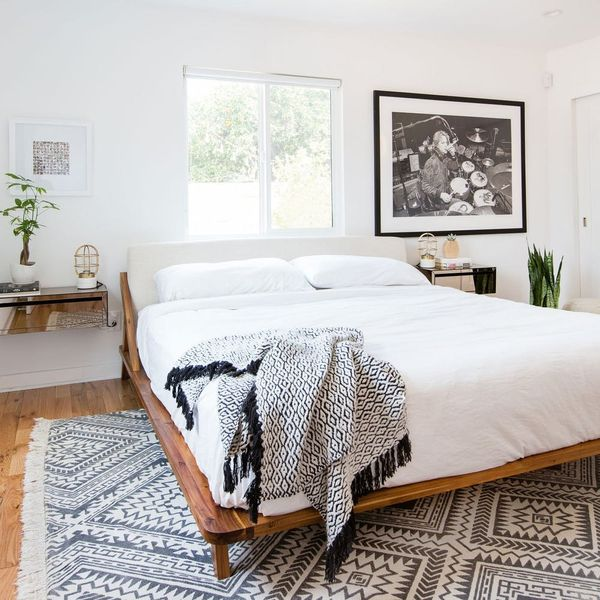 This Blogger's LA Home Went from Basic to Beautiful in Under 30 Days