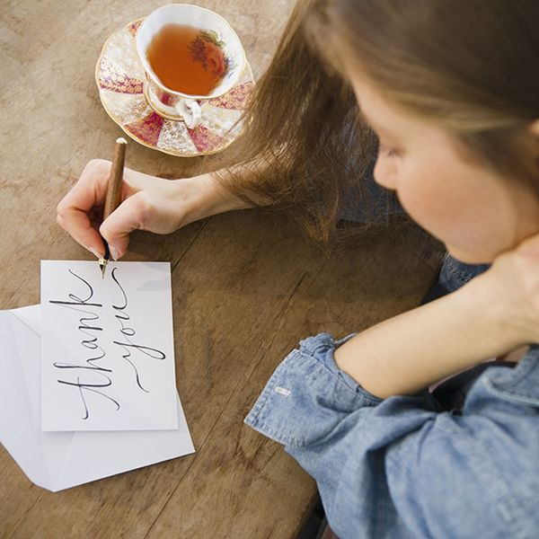 An Etiquette Experton the Only Time You Don't Need to Send a Thank-You Note