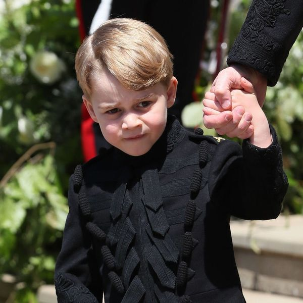 Prince George and Princess Charlotte's Cutest Moments in Photos