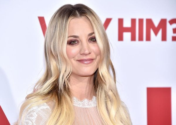 Kaley Cuoco's Response to Pregnancy Speculation Is an Important Reminder to All of Us