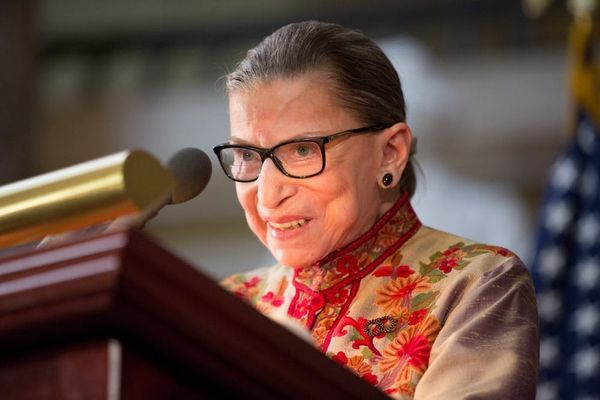 Ruth Bader Ginsburg Had Cancerous Nodules Removed from Her Lung