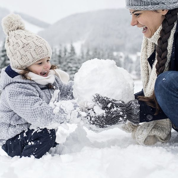 Snow Day? What to Do When Daycare Closes