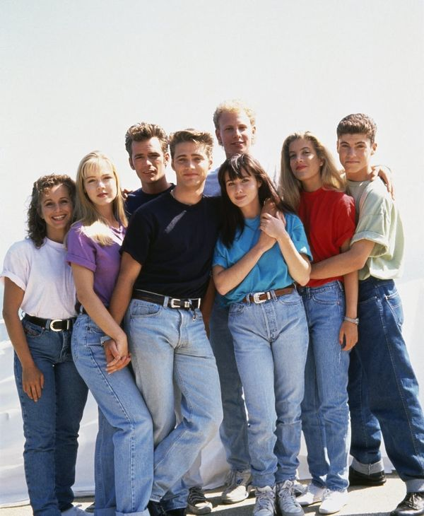 A 'Beverly Hills, 90210' Reboot With the Original Cast Is Reportedly in the Works