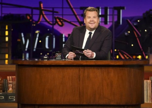 James Corden Summed Up the Bonkers Year That Was 2018 in a Catchy 4-Minute Rap