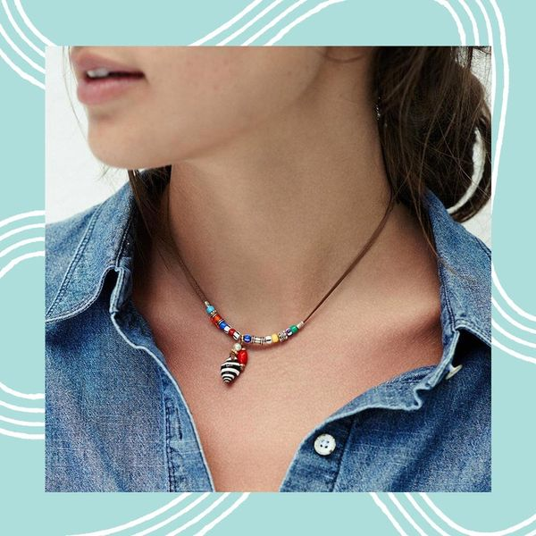 We Are Beachy Keen on This Summer Jewelry Trend