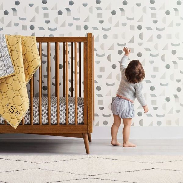 You'll Want *All* the Things from the West Elm x Pottery Barn Kids Nursery Collab