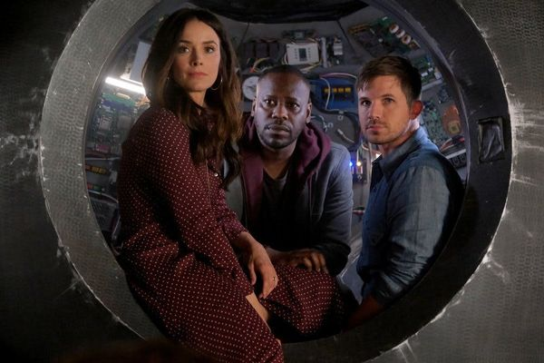 Watch the 'Timeless' Team Take on One Last Mission in the Series Finale Trailer
