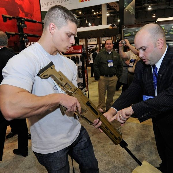 The Trump Administration Just Passed Sane Gun Legislation