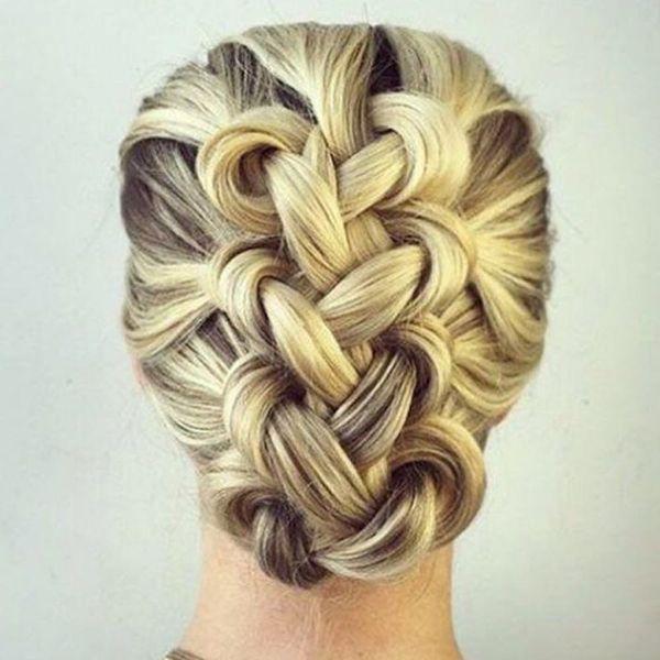 Sarah Potempa Shares 4 Easy Holiday Hairstyles Anyone Can Do