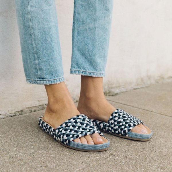 11 Woven Shoes to Add to Your Summer Wardrobe