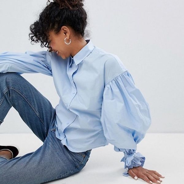 FYI, the 'Seinfeld' Puffy Shirt Is Making a Comeback This Season