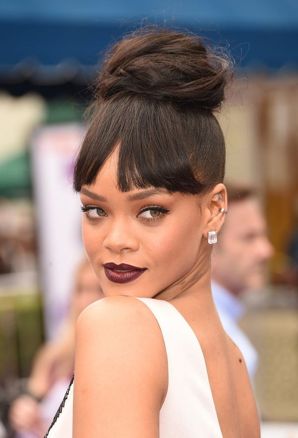 5 Celeb-Approved Ballerina Buns Worn by Rihanna, Shay Mitchell, and More