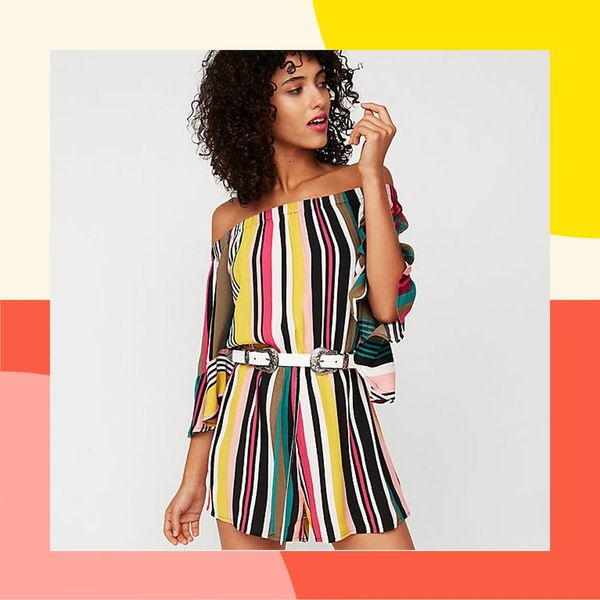 12 Colorful Rompers You NEED to Buy Before Summer Starts