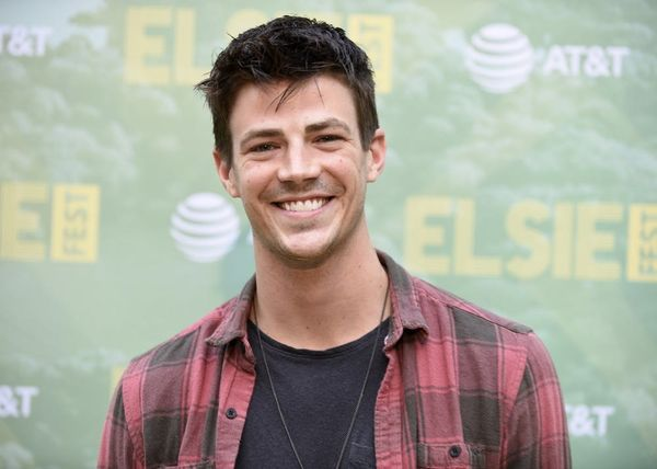 'The Flash' Star Grant GustinIs Married!