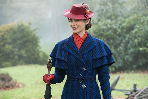 Brit + Co's Weekly Entertainment Planner: 'Mary Poppins Returns,' 'Timeless' Series Finale, and More!