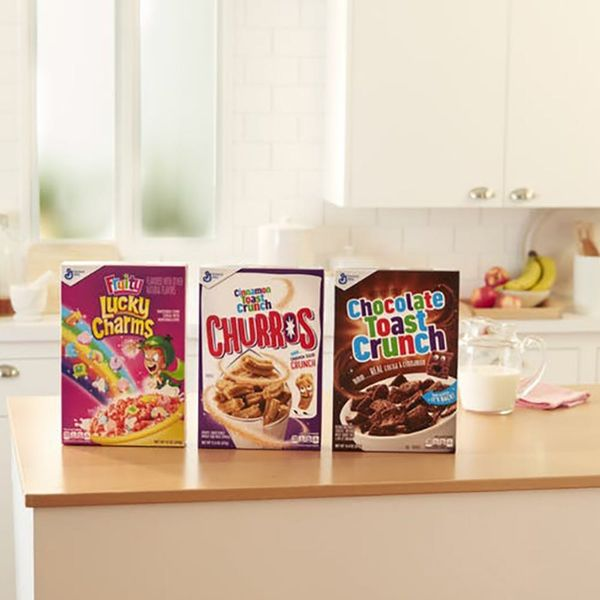 3 New Cereals So Good, Snoozing Will Be a Thing of the Past